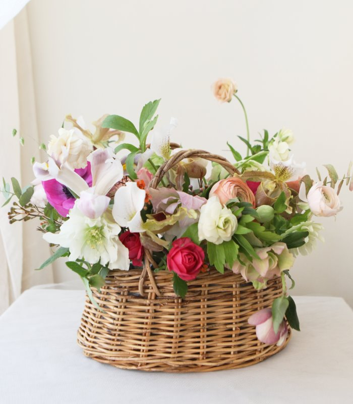 Love and Thankful Basket